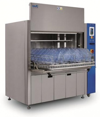 650A: The First cabinet washer specifically designed for aquatic tanks washing!