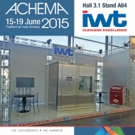 IWT at ACHEMA 2015