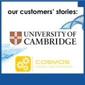 OUR PARTNER'S VIEW: COSMOS AT THE ANNE MCLAREN BUILDING IN CAMBRIDGE