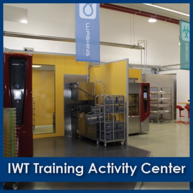 Open house, the IWT Training Activity Center