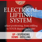 STAY WITH US TO DISCOVER THE LATEST ADDITION TO THE IWT FAMILY!  <br>CLUE #5: ELECTRICAL LIFTING SYSTEM