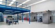 400 M² entièrement dédiés aux activités Pharma, ligne d'assemblage et show room