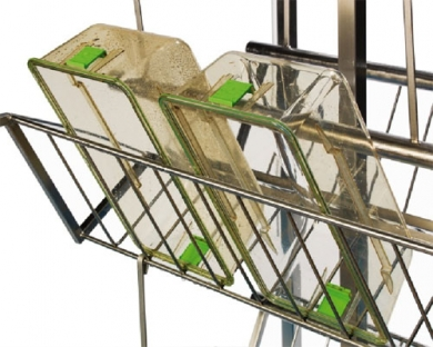 Energy Free Drying Option means dryer cages - Stress Free!