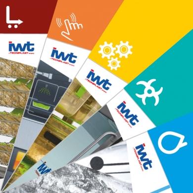 IWT - les nouvelles brochures famille de produit (family brochure)