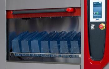 Machine à laver pour les aquatiques