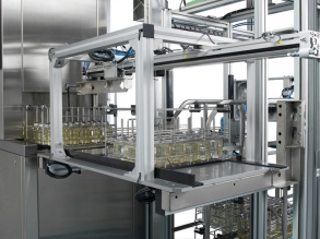 Fully Automated Bottle Processing
