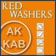 La gamme RED WASHERS certifiée AK-KAB. La preuve par les faits !